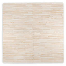 Tadpoles 4-Piece Play Mat in Birch