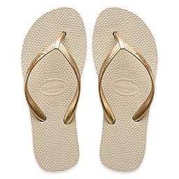 Havaianas® High Light Women's Sandal in Beige