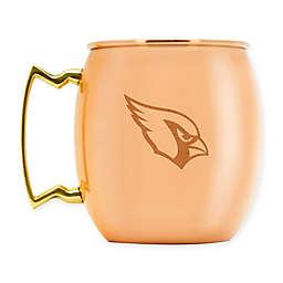 NFL Arizona Cardinals 16 oz. Brushed Copper Moscow Mule Mug