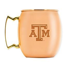 Texas A&M University 16 oz. Copper Moscow Mule Mug