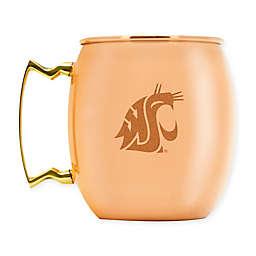 Washington State University 16 oz. Copper Moscow Mule Mug
