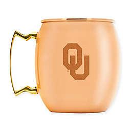 University of Oklahoma 16 oz. Copper Moscow Mule Mug