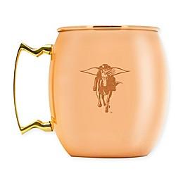 Texas Tech University 16 oz. Copper Moscow Mule Mug
