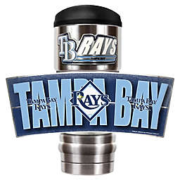 MLB Tampa Bay Rays MVP Vacuum Insulated 18 oz. Stainless Steel Travel Tumbler