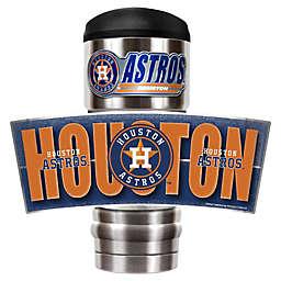 MLB Houston Astros MVP Vacuum Insulated 18 oz. Stainless Steel Travel Tumbler