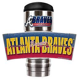 MLB Atlanta Braves MVP Vacuum Insulated 18 oz. Stainless Steel Travel Tumbler