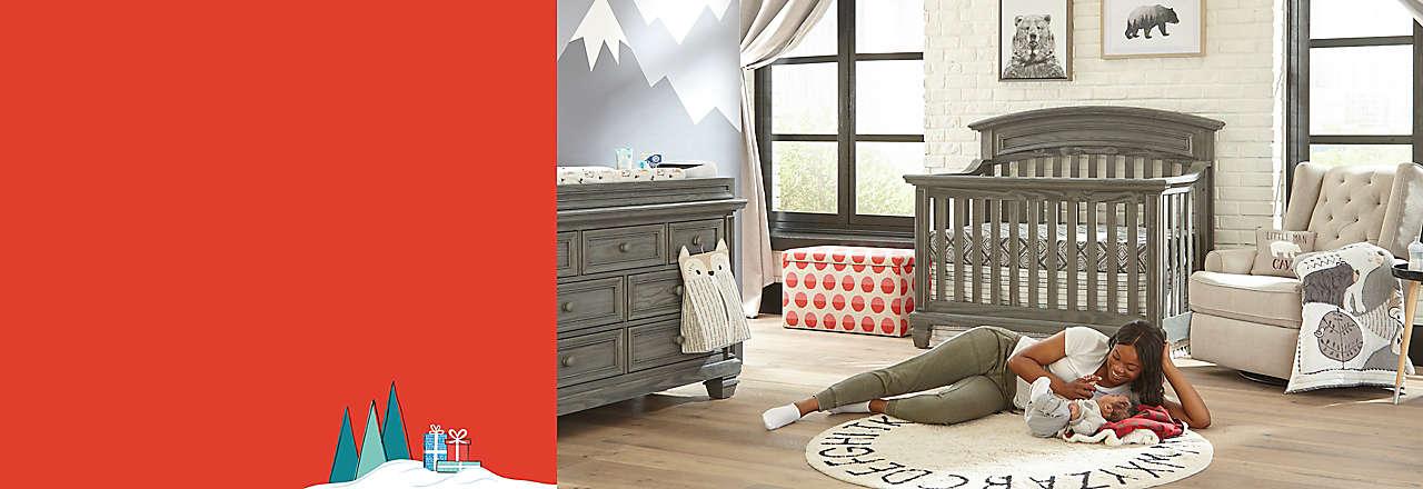 Furniture Nursery Ideas