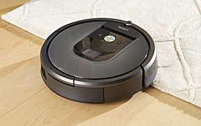 $50 OFF iRobot® Roomba® 960 Robot Vacuum thru 11/16.. Shop Now