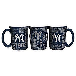 MLB  New York Yankees 17 oz. Sculpted Spirit Mug