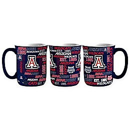 University of Arizona 17 oz. Sculpted Spirit Mug