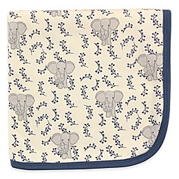 Touched by Nature Organic Cotton Knit Blanket