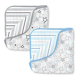 SwaddleDesigns® Starshine Muslin Luxe Blanket