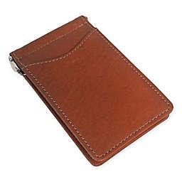 Piel® Leather Bi-Fold Money Clip