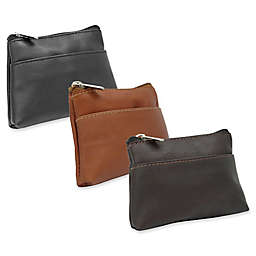 Piel® Leather Classic Key/Coin Purse