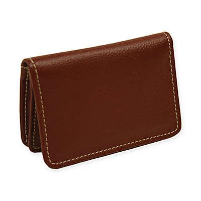 Piel® Leather Classic Business Card Case