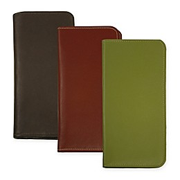 Piel® Leather Classic Passport/Ticket Holder