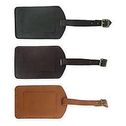 Piel® Leather Classic Luggage Tag