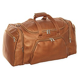 Piel® Leather Sports Duffle Bag