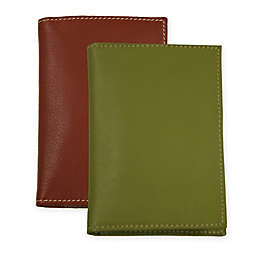 Piel® Leather Classic Passport Cover