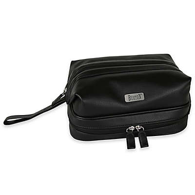 Buxton® Travel Kit with Bonus Items in Black