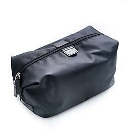 Bey-Berk Ballistic Nylon Travel Dopp Kit in Black