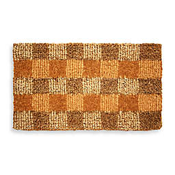 Seagrass Squares 18-Inch x 30-Inch Door Mat