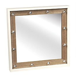 Grasslands Road Lighted Wall Mirror