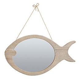 Grasslands Road Fish Twine 8.5-Inch x 15.87-Inch Mirror