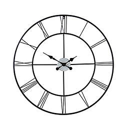 Southern Enterprises 30.5-Inch Centurion Decorative Wall Clock