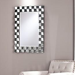 Southern Enterprises 23.75-Inch x 35.5-Inch Leslie Decorative Mirror