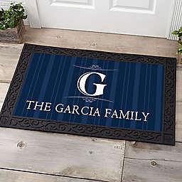Elegant Oversized Door Mat