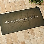 Heart of Our Home 24-Inch x 48-Inch Doormat