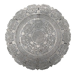 Jamie Young 19-Inch Penelope Lace Sculpture Wall Art