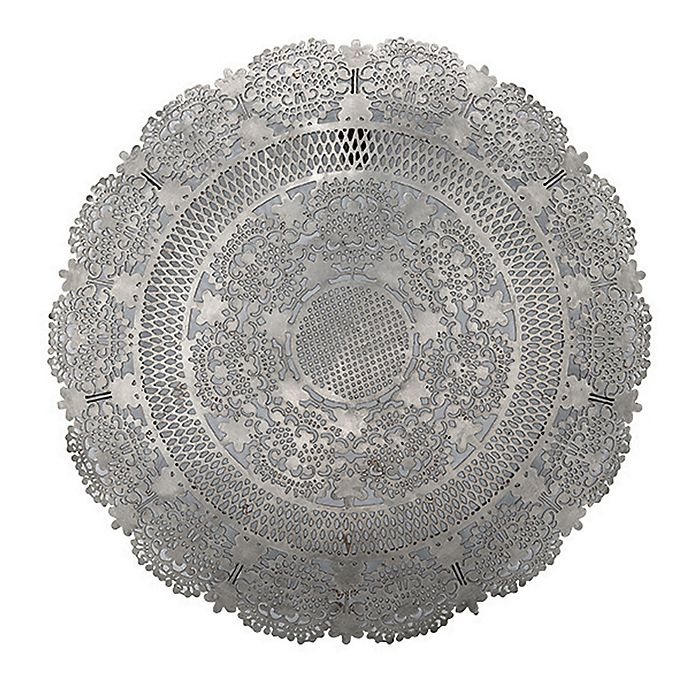 Alternate image 1 for Jamie Young 19-Inch Penelope Lace Sculpture Wall Art
