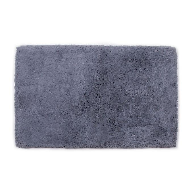 Alternate image 1 for Therapedic™ 21-Inch x 34-Inch Memory Foam Bath Rug in Twilight