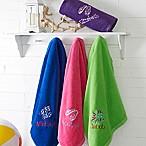 Beach Fun! Beach Towel