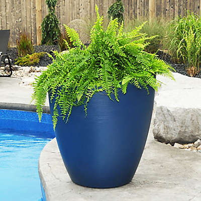 Mayne® Modesto Round Indoor/Outdoor Planter