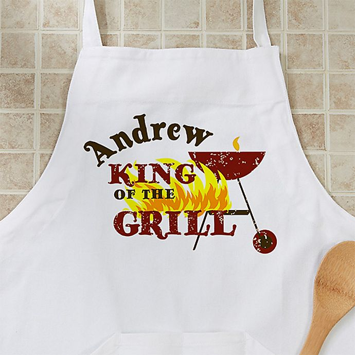 Alternate image 1 for King of the Grill Adult Apron