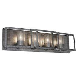 Varaluz® Jackson Wall Mount Bath Light Fixture Collection