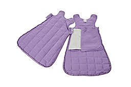 Gunamuna Gunapod® Newborn Luxury Duvet Swaddle Sack with WonderZip® in Purple Chic