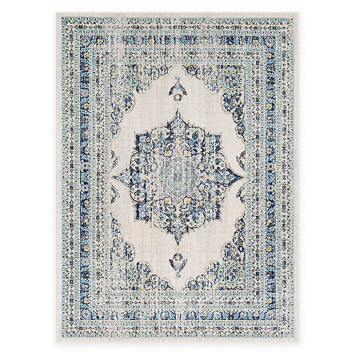 Alternate image 1 for Surya Fenalun 9-Foot 3-Inch x 12-Foot 6-Inch Area Rug in Blue/Yellow