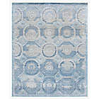Alternate image 1 for Exquisite Rugs Mamluk 8-Foot x 10-Foot Rug in Blue