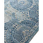 Alternate image 3 for Exquisite Rugs Mamluk 8-Foot x 10-Foot Rug in Blue