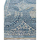 Alternate image 2 for Exquisite Rugs Mamluk 8-Foot x 10-Foot Rug in Blue
