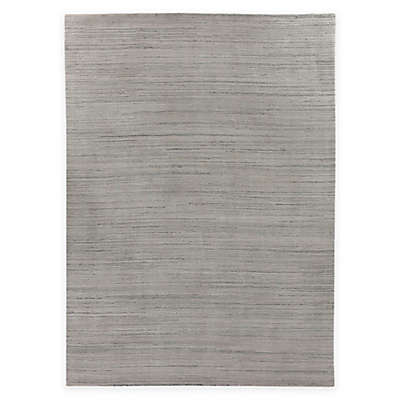 Exquisite Rugs Palazzo 8-Foot x 10-Foot Area Rug in Silver
