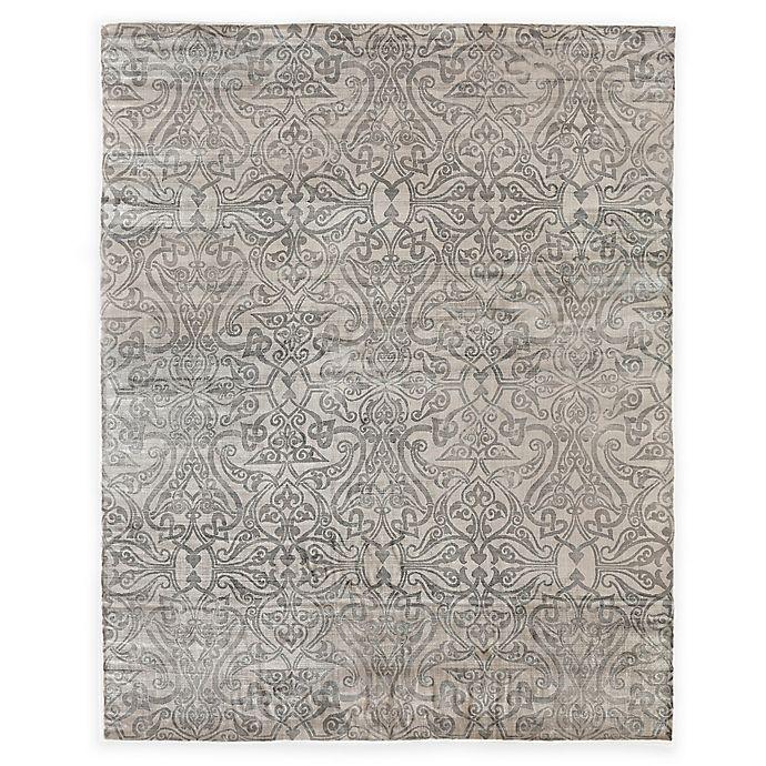 Alternate image 1 for Exquisite Rugs Koda Distressed 8-Foot x 10-Foot Area Rug in Beige
