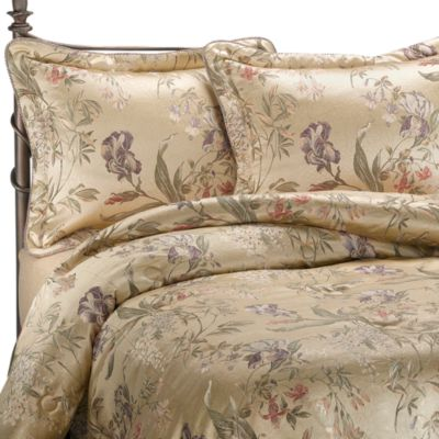 Croscill 174 Comforter Set In Iris Bed Bath And Beyond Canada