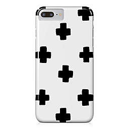 Designs Direct Swiss Cross Barely There Case for iPhone 7 Plus in Black