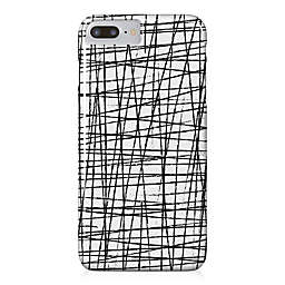 Designs Direct Drizzle Barely There Case for iPhone 7 Plus in Charcoal