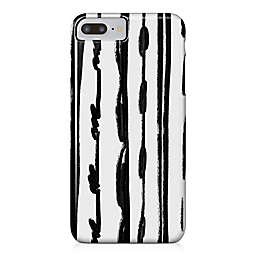 Designs Direct Sketched Lines Barely There Case for iPhone 7 Plus in Black